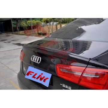 Aileron en fibre de carbone pour Audi A6 / A6l / S6 Auto Parts