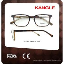 2017 unisexe nouveau modèle acétate cadre optique lunettes cadre optique
