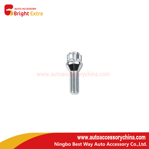M12 Type Car Wheel Lock Conical Seat Bolt