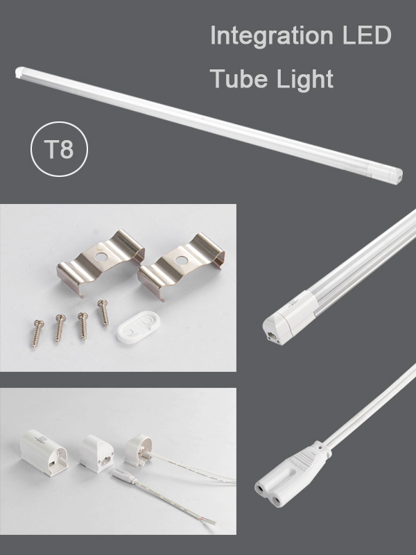 integrated tube t8
