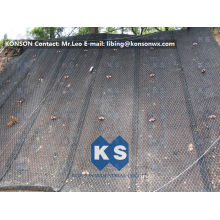 Heavily Zinc Coated Gabion Fence Wire Mesh Protective Fencing Grid Guard