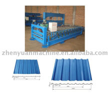 Sell/produce roll forming machine,double layer roll former,sheet metal making equipment