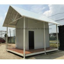 Maison mobile abordable pour les personnes à faible revenu
