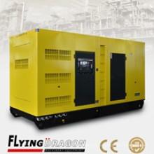 125кВА генератор типа навеса 100кВт генератор навесного типа Cummins 6BTA5.9 6BT5.9 6B5.9
