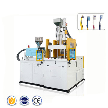 Rotary Multi-Color Toothbrush Injection Molding Machine