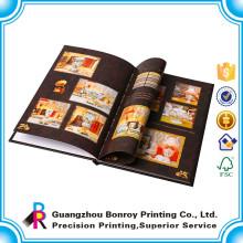 catalogue de produits cosmétiques / conception de brochures