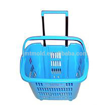 Sophisticated Technology Customized China Plastic Handle Baske Mould Basket Moulds