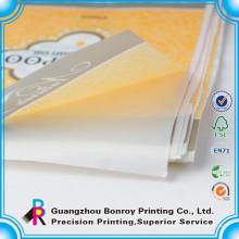 Drucken von Farbpapier benutzerdefinierte Klebeetikett