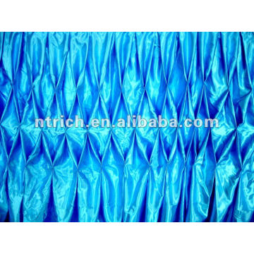 Fascinating!!! 2012 elegant table cover/table skirt,honeycomb style,fashion design