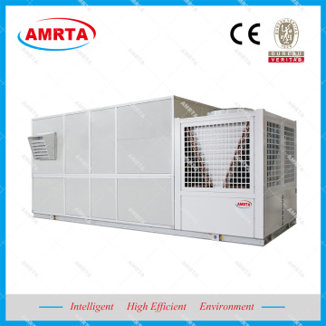 Chemical Rooftop Packaged Unit na may Hot Water Coil