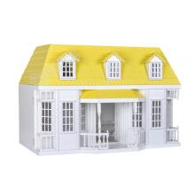 Wholesale Price China for Wooden Dollhouse Kit Dollhouse kit for 1/12 scale doll export to Japan Factories