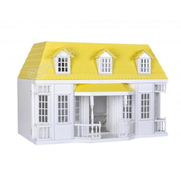 Factory Price for Dollhouse Kit Dollhouse kit for 1/12 scale doll supply to United States Factories