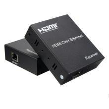 120m HDMI Extender über TCP/IP-mit IR-Fernbedienung