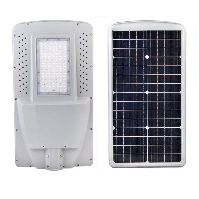 Solar Powered Road Lights