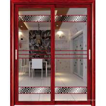 Usado-venda de portas de vidro deslizantes