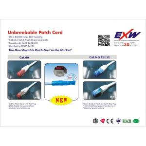 Unbreakable Patch Cord Cat6