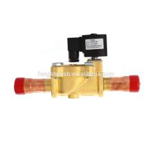 Válvula solenóide ip68 disponível R134A, R22, R407C, R404A / 507, R410A, Ar, Água e Óleo