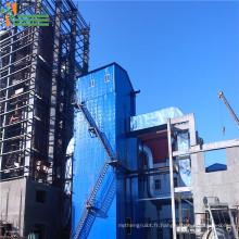 Filtre industriel de fumée de sac portatif de haute résistance à la corrosion