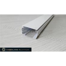 Powder Coated Aluminum Profile Vertical Track