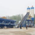 Mini usine de béton préfabriquée HZS90