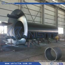 Hydraulic overflow tube for dredger TSHD (USC-9-004)