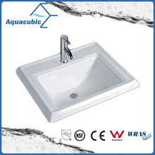 Bathroom Basin Above Counter Ceramic Sink (ACB0050)