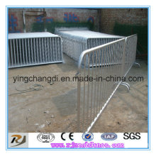 High Quality Temporary Crowd Control Barrier Fence with Factory Price (China manufacturer & fast delivery)