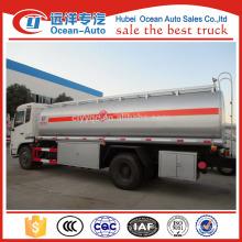 Kingrun 12cbm heavy oil tanker truck price for sale