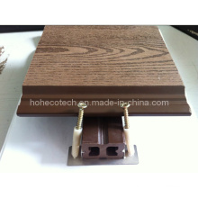 40x25mm 40x30mm 50x30mm WPC Joist WPC Decking WPC Wall Panel Install Accessories/ Composite Joist