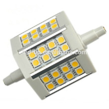 SMD 5050 5w r7s led bulbs lamp lights Beam angle 200 degree