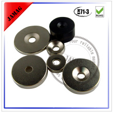 JMD standard N35 countersunk magnets for sale