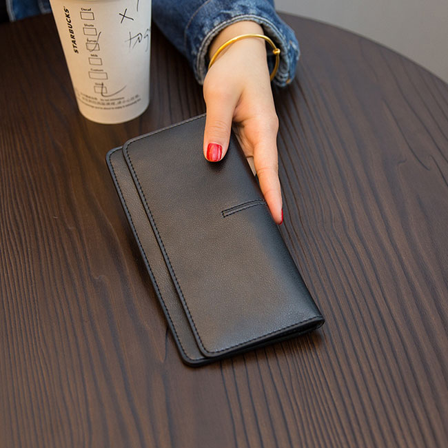 Lady Leather Wallet