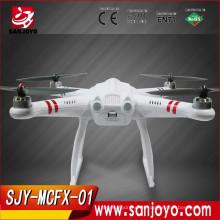Gratis X Multi-Copter Sky View FPV Quadcopter GPS Auto 4 ejes 7CH 2.4G RC Drone RTF DJI