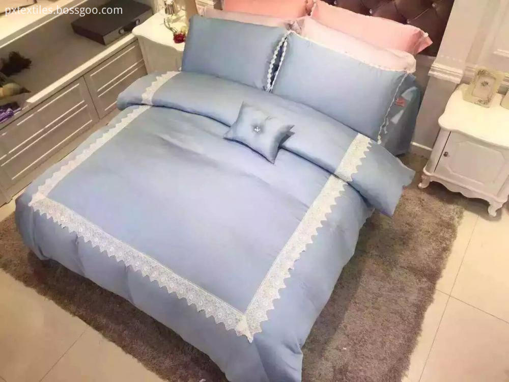 Peach Skin Comforter Set