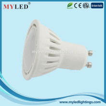 AC220V-240V Hot Sale Ningbo MYLED 3.5W GU10 LED Spot Light IP20 Agent recherché