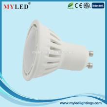 AC220V-240V Venda quente Ningbo MYLED 3.5W GU10 Luz Spot LED IP20 agente queria