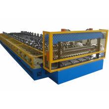 Completo automático YTSING-YD-0455 Automático Corrugado rollo formando maquinaria