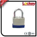 Industrial Laminated Steel Waterproof Laminated Padlock