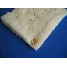 Guata de algodón con fibra de proteína de soja