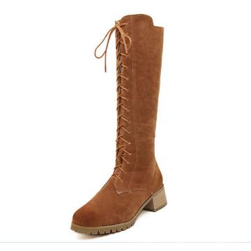 Novo Design de moda Lady Martin Boots (Y 20)
