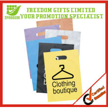 Give Away Brand Packing Plastic Bag para la ropa