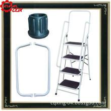 4 Step Handrail Steel Ladder (CQX804-1)