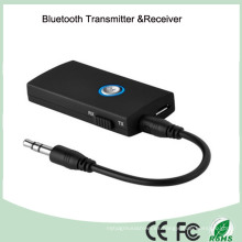 Receptor transmisor de audio Bluetooth más vendido con conector de 3,5 mm (BT-010)