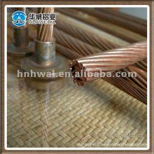 Hard copper wire