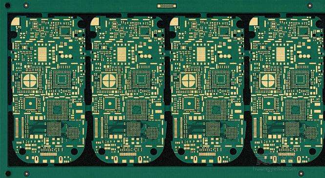 Small batch pcb