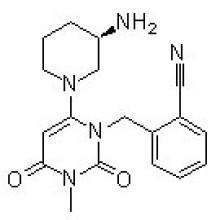 Alogliptin 850649-61-5