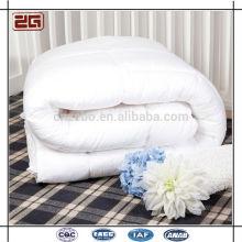 220GSM Duck Down Filling Удобные белые пуховые одеяла / одеяла