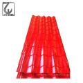 RAL8017 PPGI Rib-Type Corrugated Color Roof