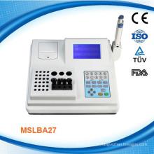 Machine automatisée de coagulation sanguine-MSLBA27W Four Channel Coagulation Analyzer