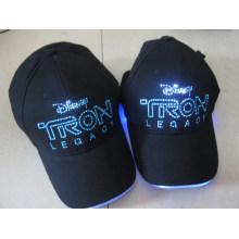 Capuchon LED, casquettes de baseball avec lumières LED intégrées